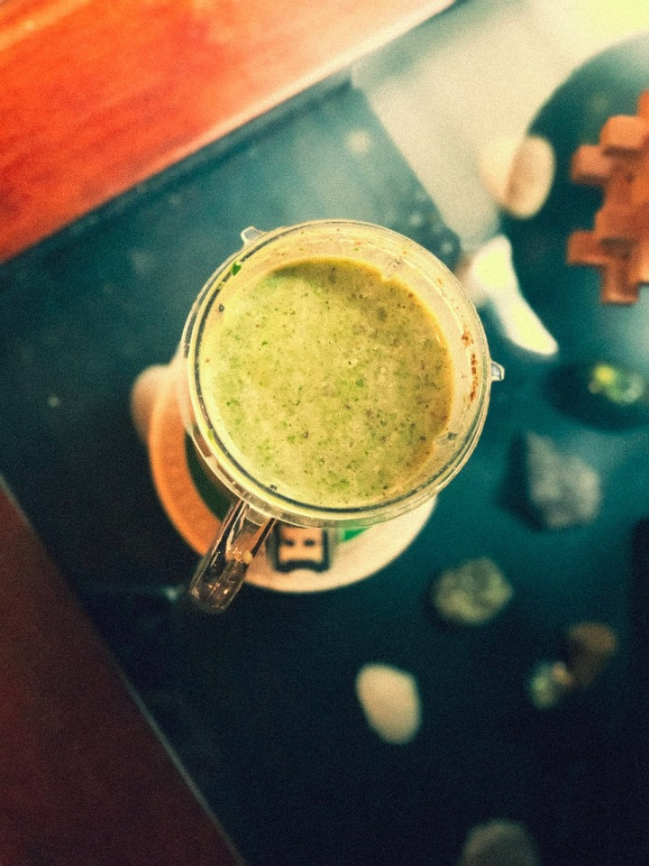 Sneaky, Spinach Smoothie